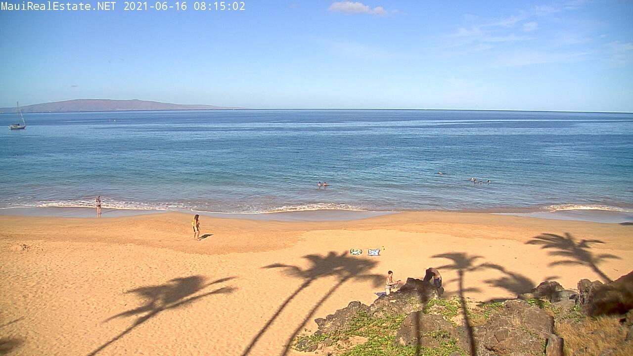 Charley young beach maui webcam